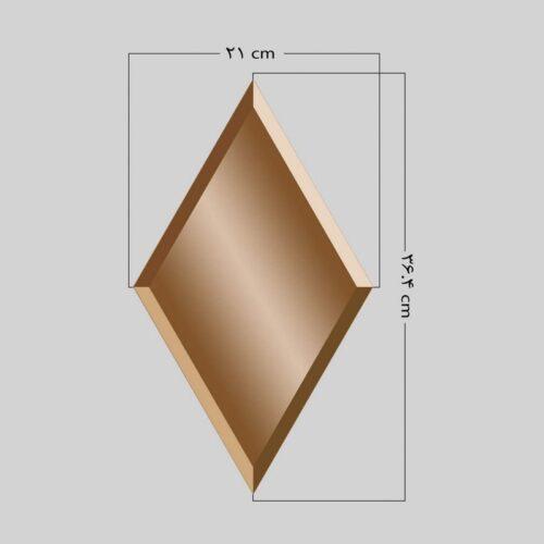 آینه تجسم مدل LS